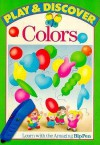 Play and Discover: Colors - Cassandra Eason