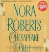 Chesapeake Blue (The Chesapeake Bay Saga) - James Daniels, Nora Roberts
