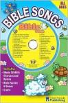 Bible Songs Sing Along Activity Book with CD (Sing Along Activity Books) - Kim Mitzo Thompson, Karen Mitzo Hilderbrand, Steven DeWitt