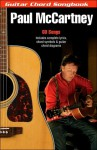 PAUL MCCARTNEY GUITAR CHORD SONGBOOK - Paul McCartney