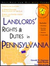 Landlords' Rights & Duties in Pennsylvania: With Forms - Desiree A. Petrus, Mark Warda