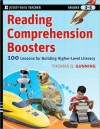 Reading Comprehension Boosters: 100 Lessons for Building Higher-Level Literacy, Grades 3-5 - Thomas G. Gunning