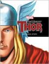 The Mighty Thor: An Origin Story - Rich Thomas, Jeff Clark