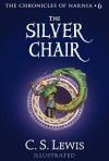 The Silver Chair (Chronicles of Narnia, #6) - C.S. Lewis, Pauline Baynes