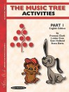 The Music Tree English Edition Activities Book: Part 1 - Frances Clark, Louise Goss, Sam Holland