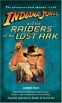 Raiders of the Lost Ark - Campbell Black