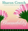 Bloomability (Audio) - Sharon Creech, Mandy Siegfried