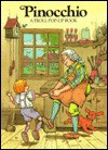 Pinocchio Pop-Up Book - Jonathan Shook, Lynn Shook, Linda Griffith, Tor Lokvig, Carlo Collodi