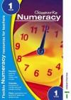 Classworks: Numeracy 1 (Classworks Numeracy Teacher's Resource Books) - John Taylor, John D. Spooner