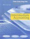 Problem Solving Strategy Guide, Volume 1 For Nikolai/Bazley/Jones' Intermediate Accounting, 10th - Loren A. Nikolai, John D. Bazley, Jefferson P. Jones