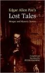 Lost Tales - Edgar Allan Poe, Peter Haining