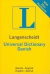 Langenscheidt Universal Dictionary: Danish - Langenscheidt