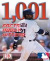 1,001 Facts About Hitters (Major League Baseball (Paperback DK)) - James Buckley Jr., Matt Marini