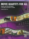 Movie Quartets for All: Piano/Conductor, Oboe (Movie Instrumental Ensembles for All) - Michael Story