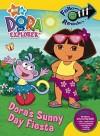 Dora's Sunny Day Fiesta: Follow the Reader Level 1 (Dora the Explorer) - Xanna Eve Chown, Sandra Helou