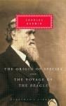 The Origin of Species/The Voyage of the Beagle - Charles Darwin, Richard Dawkins