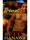 Beast Within (Altered States, Book Two) - Betty Hanawa