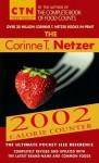 The Corinne T. Netzer 2002 Calorie Counter - Corinne T. Netzer