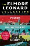 The Elmore Leonard Value Collection: Pronto, Riding the Rap, and Get Shorty - Elmore Leonard, Joe Mantegna