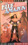 Wonder Woman: The Blue Amazon - Jean-Marc Lofficier, Randy Lofficier, Ted McKeever