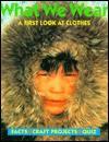 What We Wear - Sara Lynn, Joe Wright