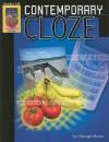 Contemporary Cloze, Grades 6-8 - George Augustus Moore