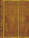 Smythe Sewn Faux Old Leather Wraps Handtooled, Lined, 5x7 - NOT A BOOK