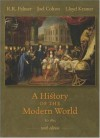 A History of the Modern World to 1815, with PowerWeb - Joel Colton, R.R. Palmer, Lloyd S. Kramer