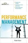Performance Management - Robert Bacal