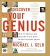 Discover Your Genius (Audio) - Michael J. Gelb