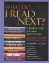 What Do I Read Next? 2003, Volume 2 - Neil Barron, Daniel S. Burt, Tom Barton