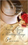 Stetsons, Spring and Wedding Rings: Rocky Mountain Courtship Courting Miss Perfect / Courted by the Cowboy (Harlequin Historical, Vol. #947) - Jillian Hart, Judith Stacy, Stacey Kayne