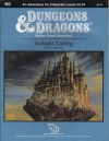 Twilight Calling (Dungeons and Dragons module M3) - Tom Moldvay