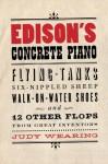 Edison's Concrete Piano - Judy Wearing