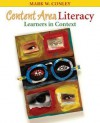 Content Area Literacy: Learners in Context - Mark W. Conley