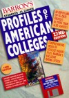 Profiles of American Colleges - Barron's Publishing