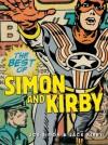 The Best of Simon and Kirby - Joe Simon, Jack Kirby, Mark Evanier, Harry Mendryk, Steve Saffel
