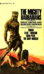 The Mighty Barbarians: Great Sword and Sorcery Heroes - Hans Stefan Santesson