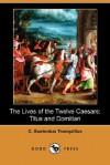 Titus and Domitian: The Lives of the Twelve Caesars - Suetonius
