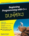 Beginning Programming with C++ For Dummies - Stephen Randy Davis