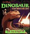 Dinosaur Giant Lift-The-Flap - Mary Hogan