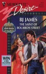 The Saint of Bourbon Street - B.J. James