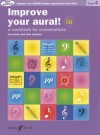 Improve Your Aural! Grade 4: A Workbook for Examinations [With CD (Audio)] - Paul Harris, John Lenehan