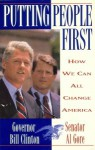 Putting People First: How We Can All Change America - Bill Clinton