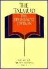 The Talmud, The Steinsaltz Edition, Volume 19: Tractate Sanhedrin, Part V (Talmud the Steinsaltz Edition) - Adin Steinsaltz