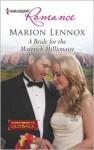A Bride for the Maverick Millionaire - Marion Lennox