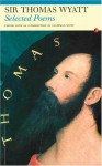 Selected Poems - Thomas Wyatt, Hardiman Scott