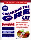 Cracking the GRE CAT w/Sample Tests on CD-ROM, 1999 Edition (Book & CD Rom) - Karen Lurie