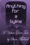 Anything for a Byline (A Velvet Glove Novel) - Sean Michael