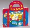 What Should Eddie Pack? : Fisher-Price Little People Tiny Totes PlayBooks - Matt Mitter